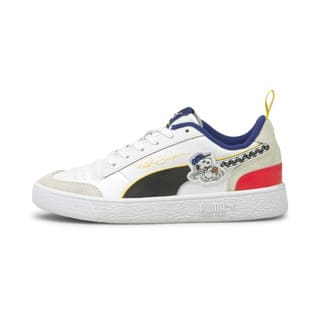 Изображение Puma Детские кеды PUMA x PEANUTS Ralph Sampson Youth Trainers