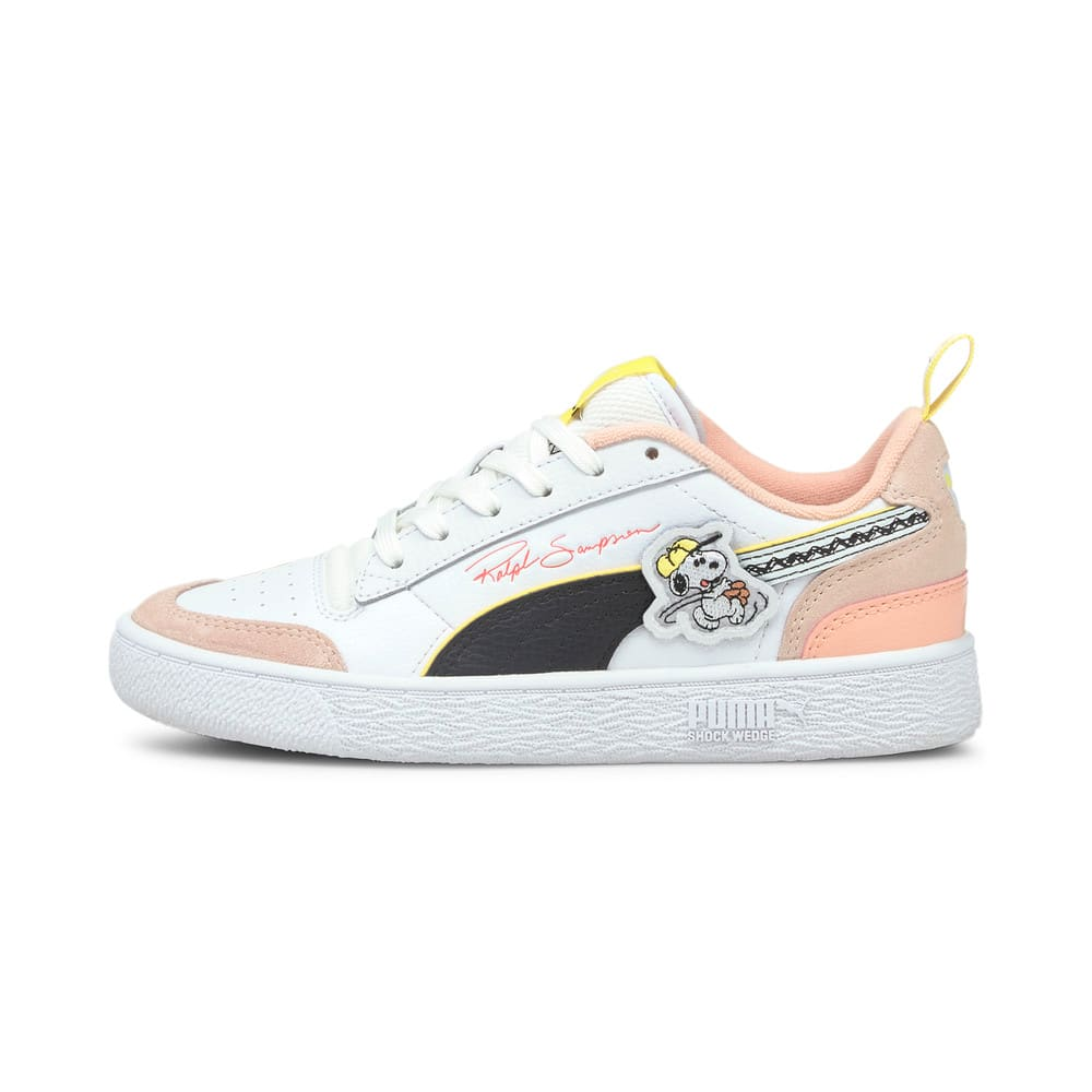 Зображення Puma Дитячі кеди PUMA x PEANUTS Ralph Sampson Youth Trainers #1