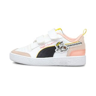 Изображение Puma Детские кеды PUMA x PEANUTS Ralph Sampson V Kids' Trainers