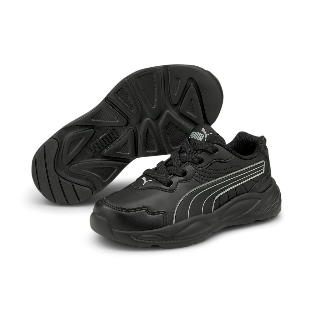 Изображение Puma Детские кроссовки '90s Runner Nu Wave SL Kids' Trainers #2