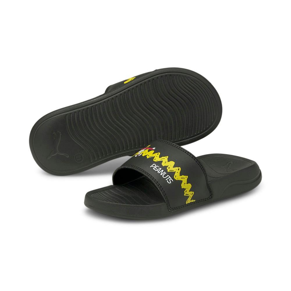 Изображение Puma Детские шлепанцы PUMA x PEANUTS Popcat 20 Kids' Sandals #2