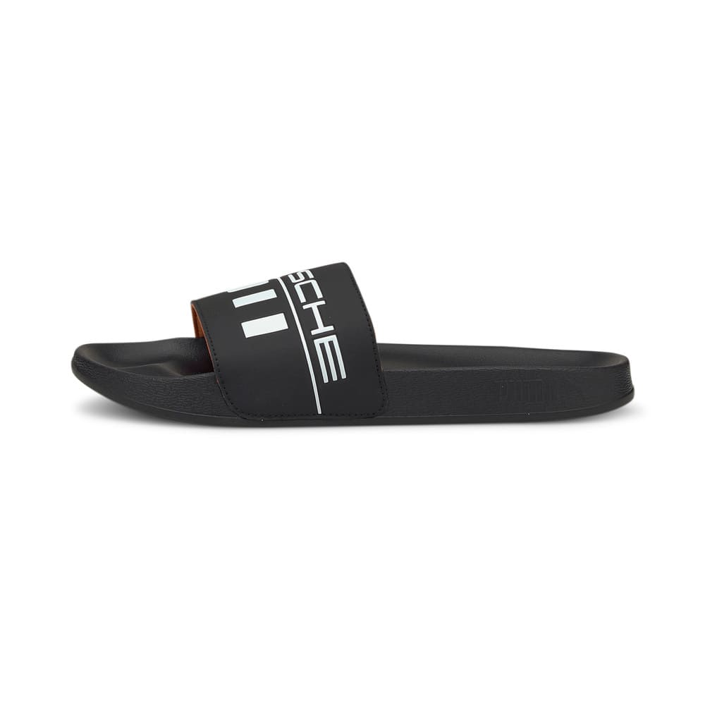 Изображение Puma Шлепанцы Porsche Legacy Leadcat FTR Graphic Sandals #1