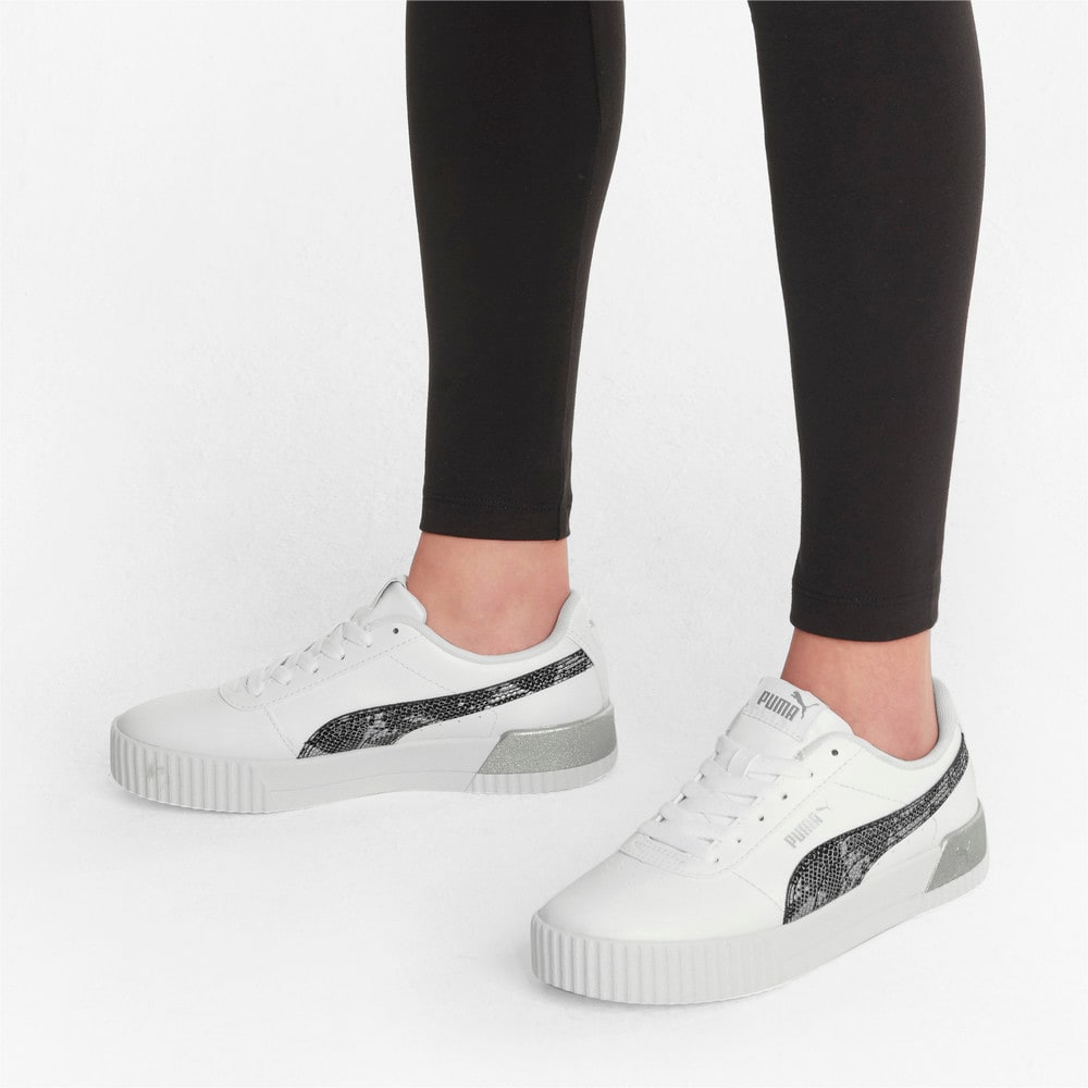 Изображение Puma Кеды Carina Untamed Women's Trainers #2