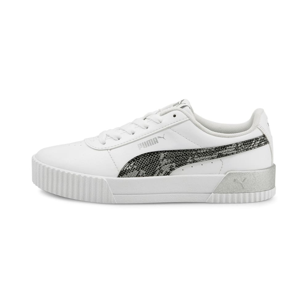 Изображение Puma Кеды Carina Untamed Women's Trainers #1