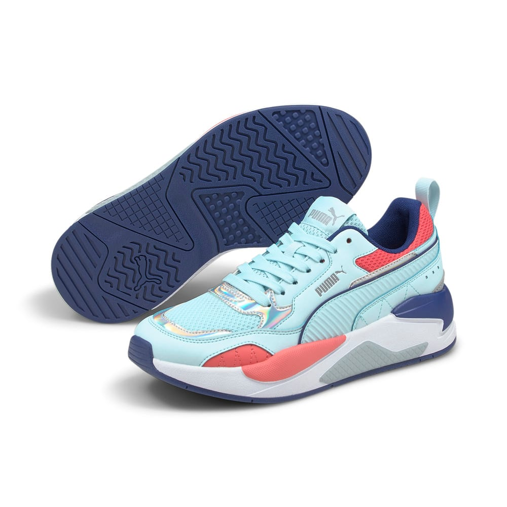 Зображення Puma Кросівки X-Ray² Square Iridescent Women's Trainers #2