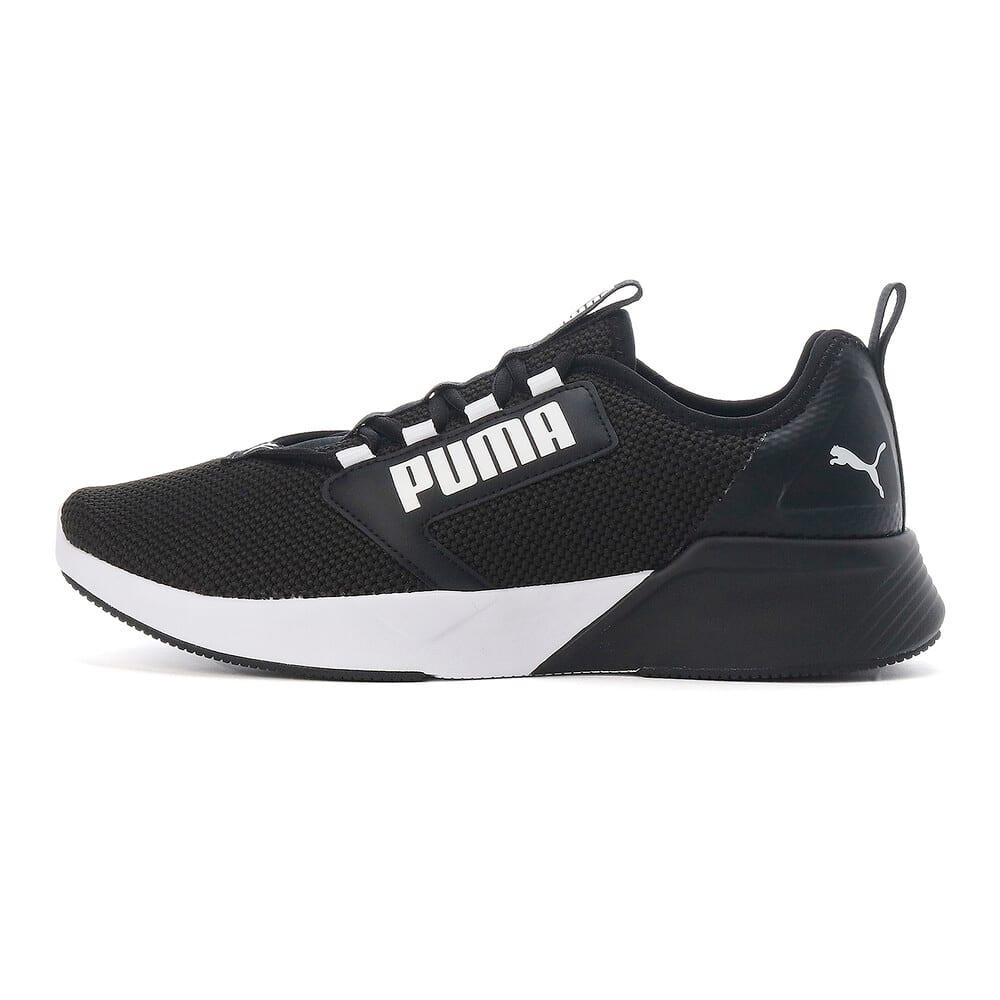 Зображення Puma Кросівки Retaliate Tongue Men's Running Shoes #1: Puma Black-Puma White