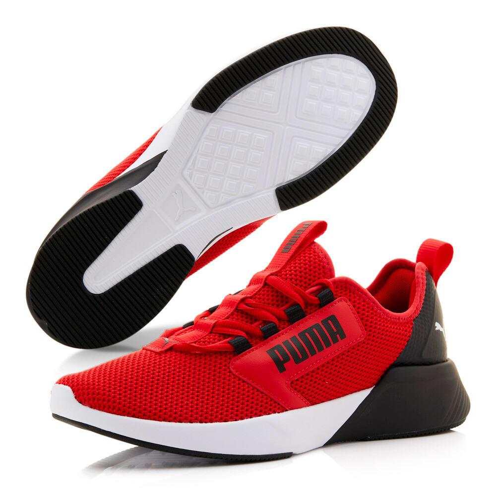 Изображение Puma Кроссовки Retaliate Tongue Men's Running Shoes #2: High Risk Red-Puma Black-Puma White