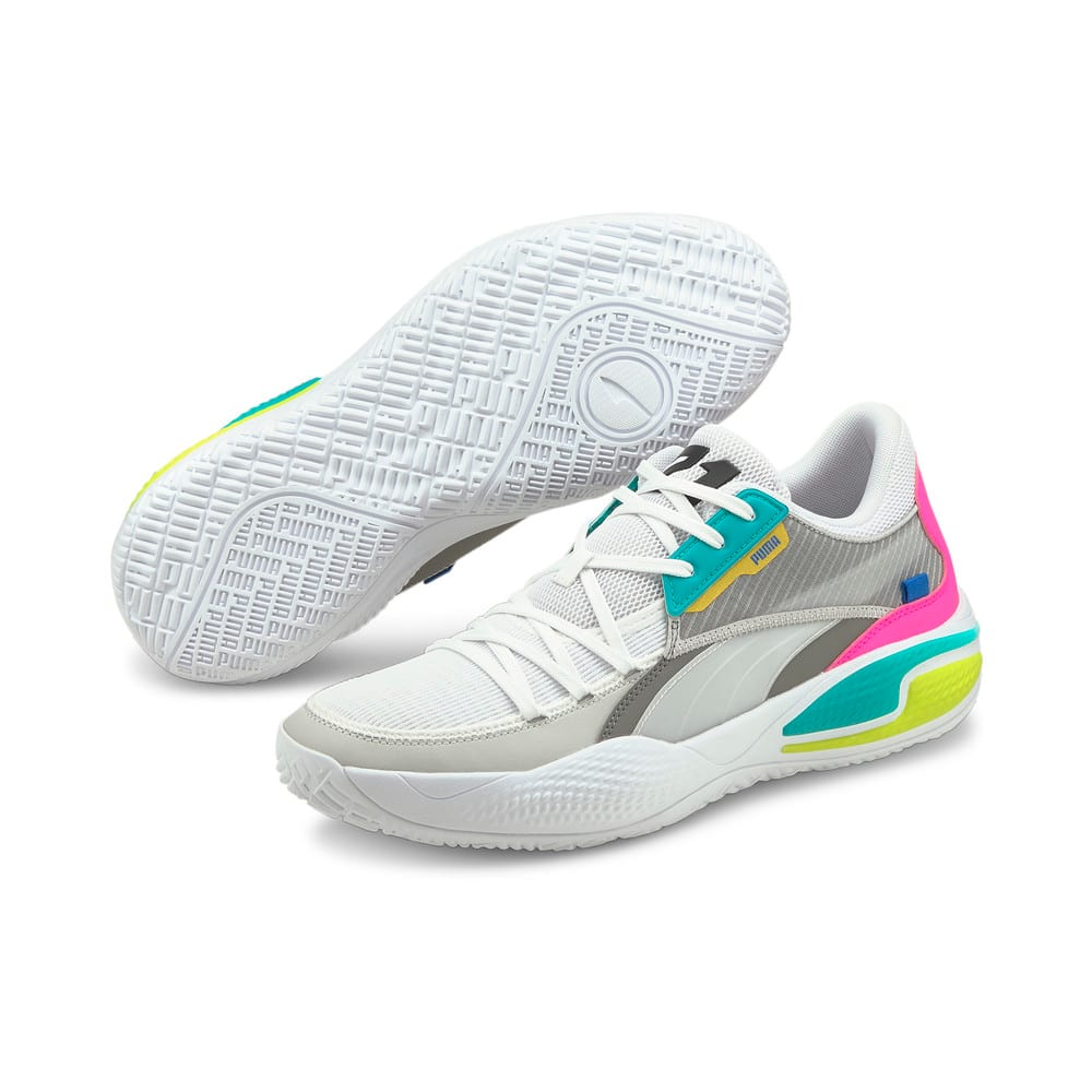 Image Puma Court Rider 2K Basketball Shoes #2