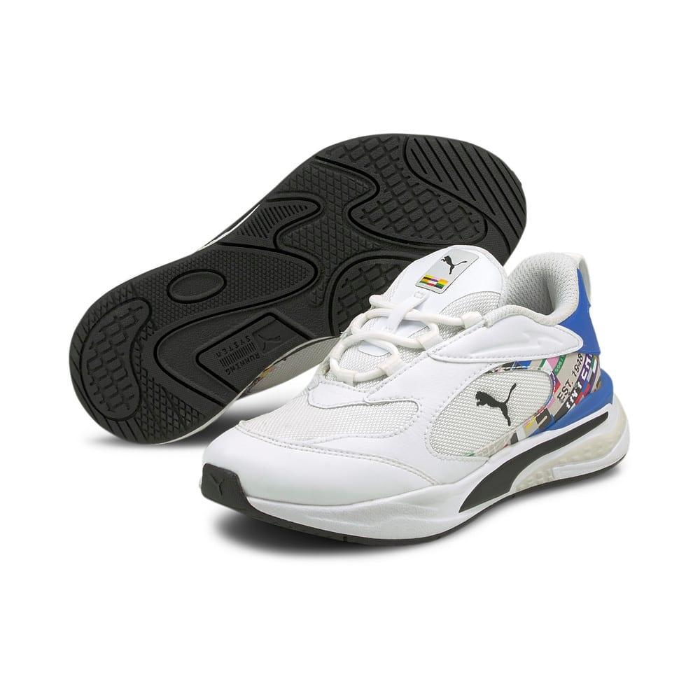 Görüntü Puma RS-Fast INTERNATIONAL Game Çocuk Ayakkabı #2
