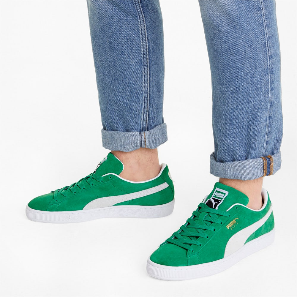 Зображення Puma Кеди Suede Teams Trainers #2