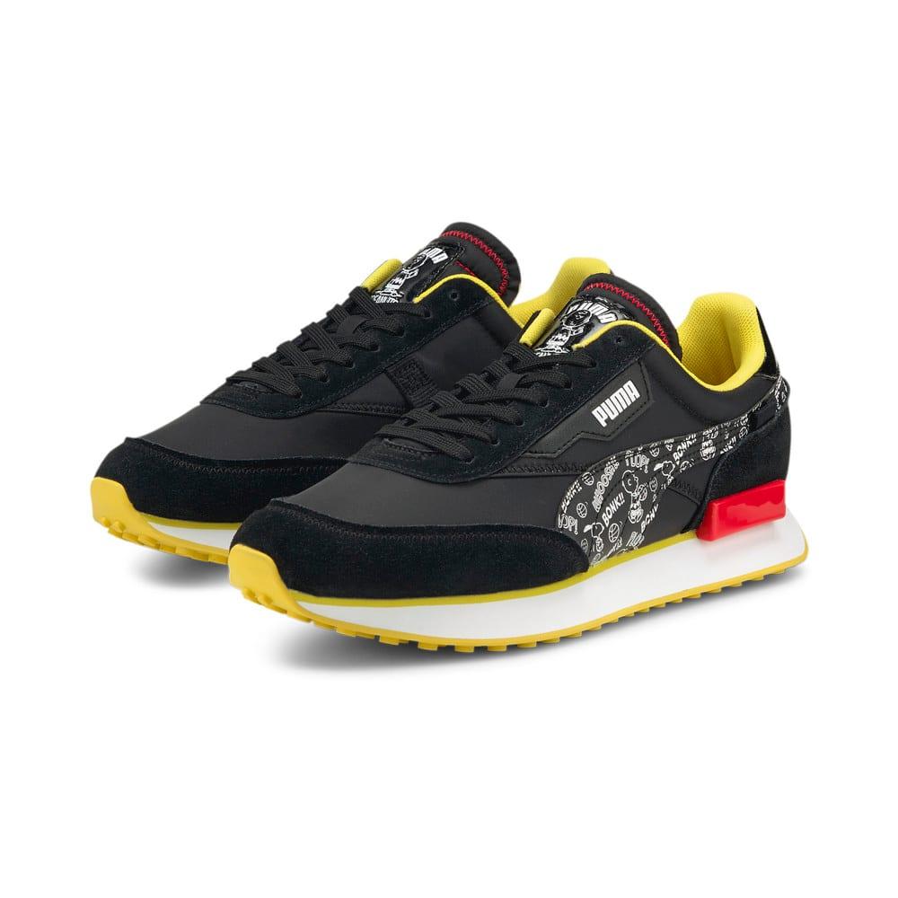 Image Puma PUMA x PEANUTS Future Rider Sneakers #2