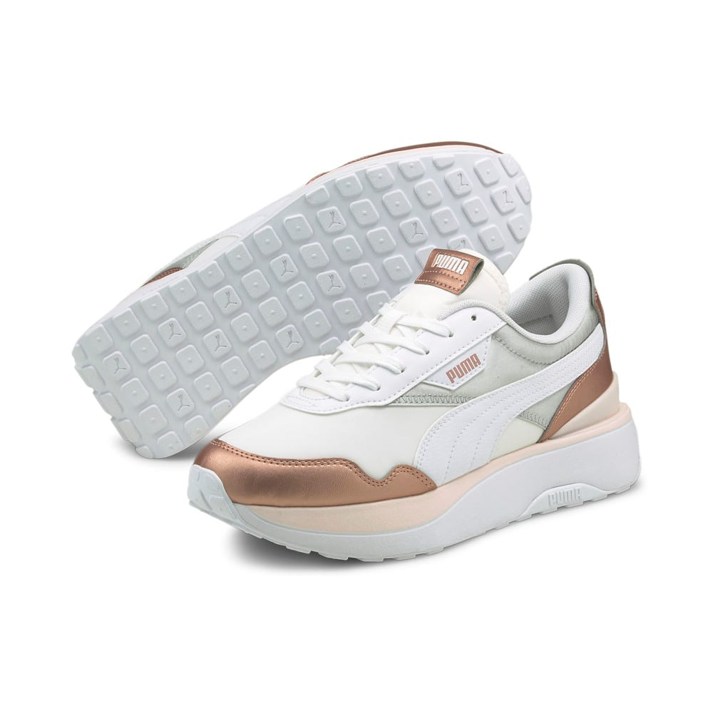 Изображение Puma Кроссовки Cruise Rider Chrome Women's Trainers #2