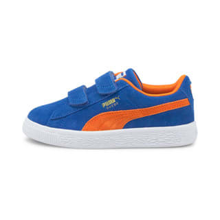 Изображение Puma Детские кеды Suede Teams Kids' Trainers