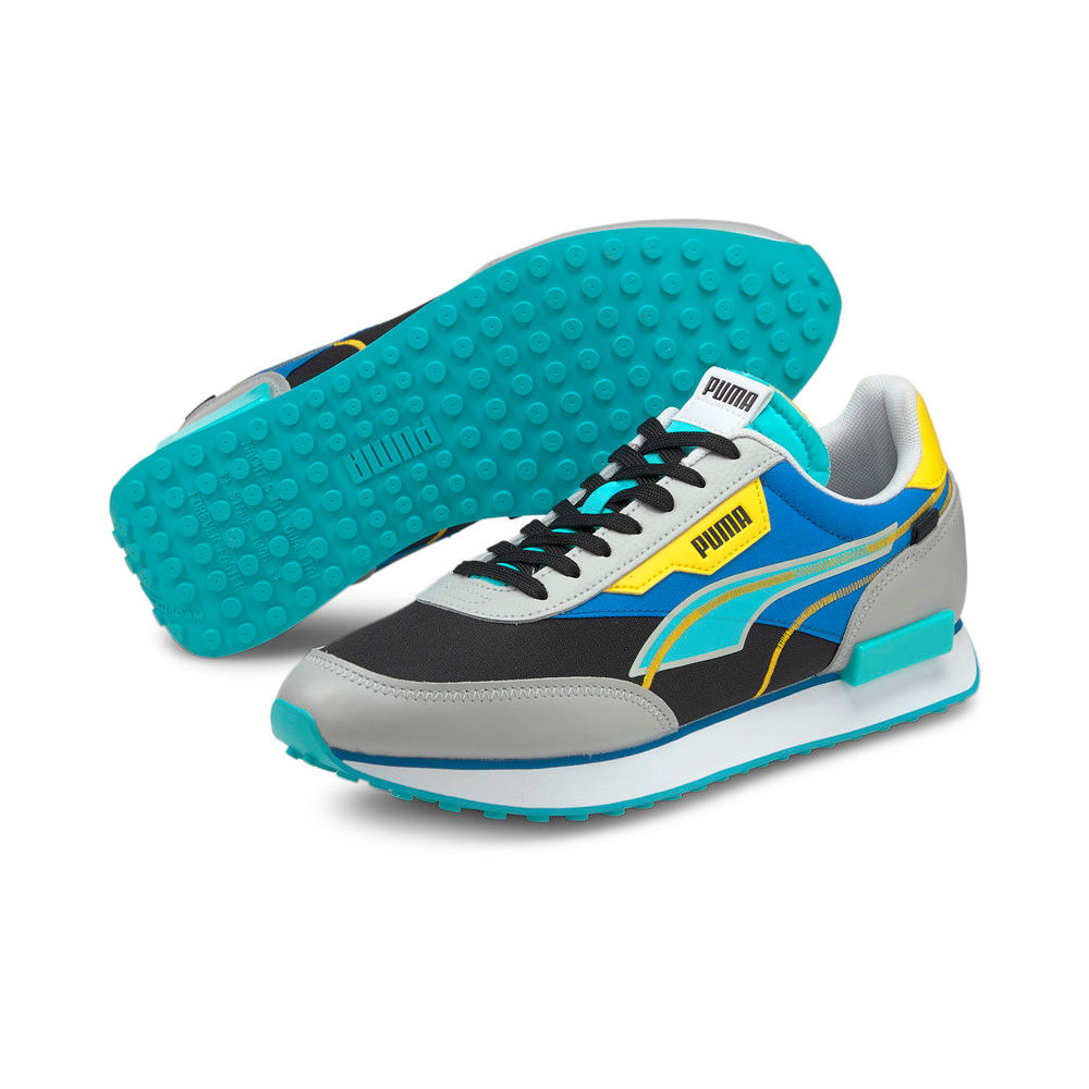 Image Puma Future Rider Twofold Trainers #2