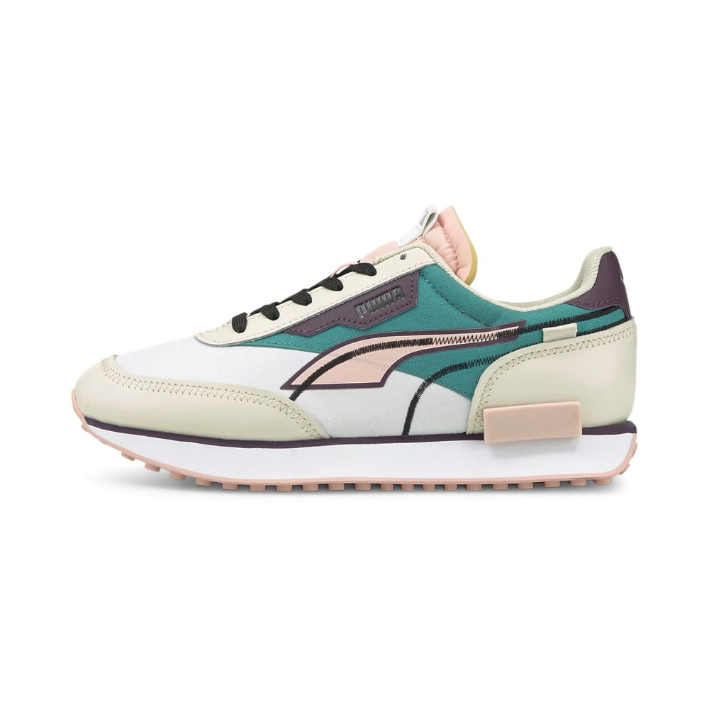 Image Puma Future Rider Twofold Trainers #1