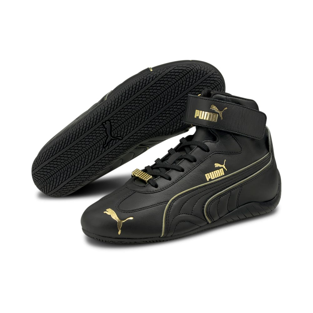 Image Puma Speedcat Lifestyle Mid Metallic Women's Trainers #2