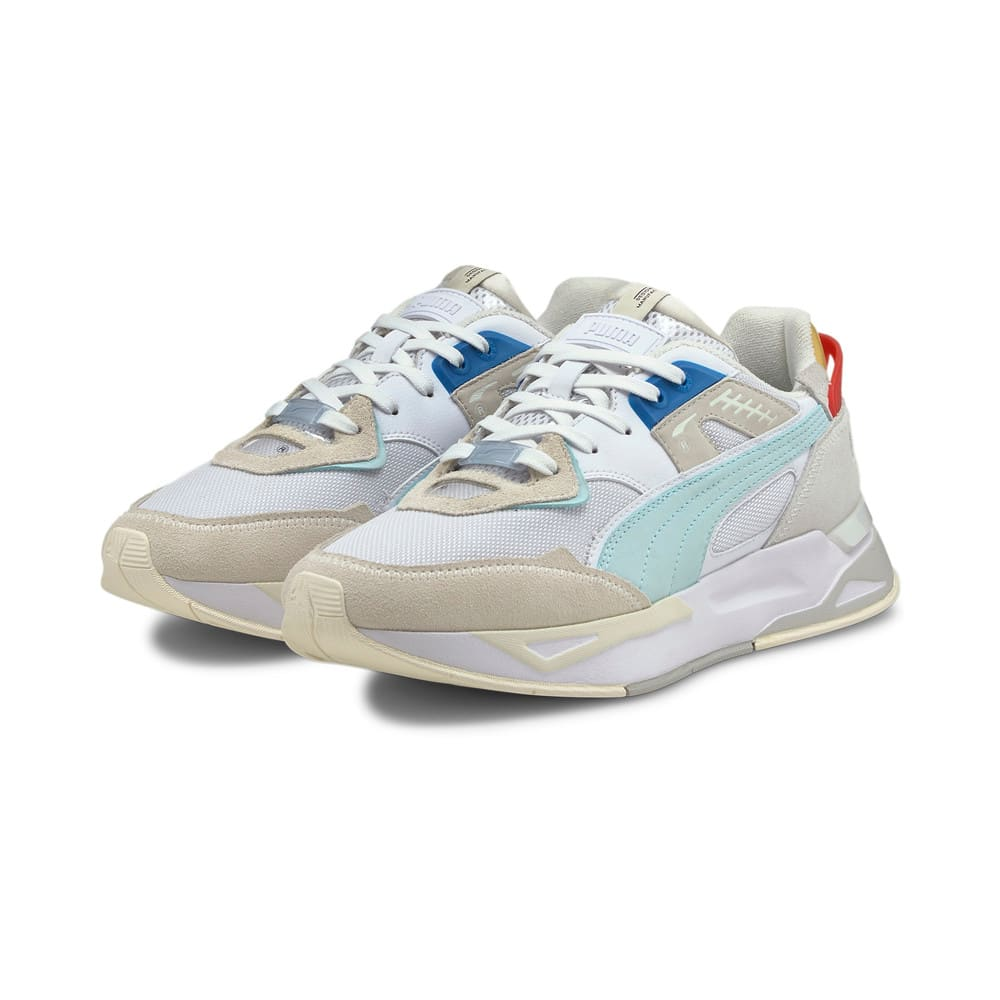 Зображення Puma Кросівки Mirage Sport Trainers #2: Puma White-Vaporous Gray