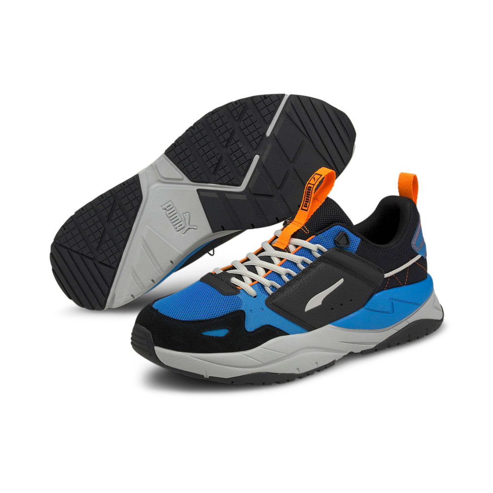 Изображение Puma Кроссовки X-Ray² Ramble Trainers #2: Puma Black-Gray Violet-Future Blue-Vibrant Orange-Puma White