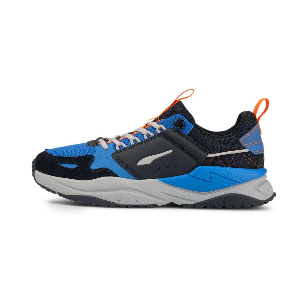 Изображение Puma Кроссовки X-Ray² Ramble Trainers #1: Puma Black-Gray Violet-Future Blue-Vibrant Orange-Puma White