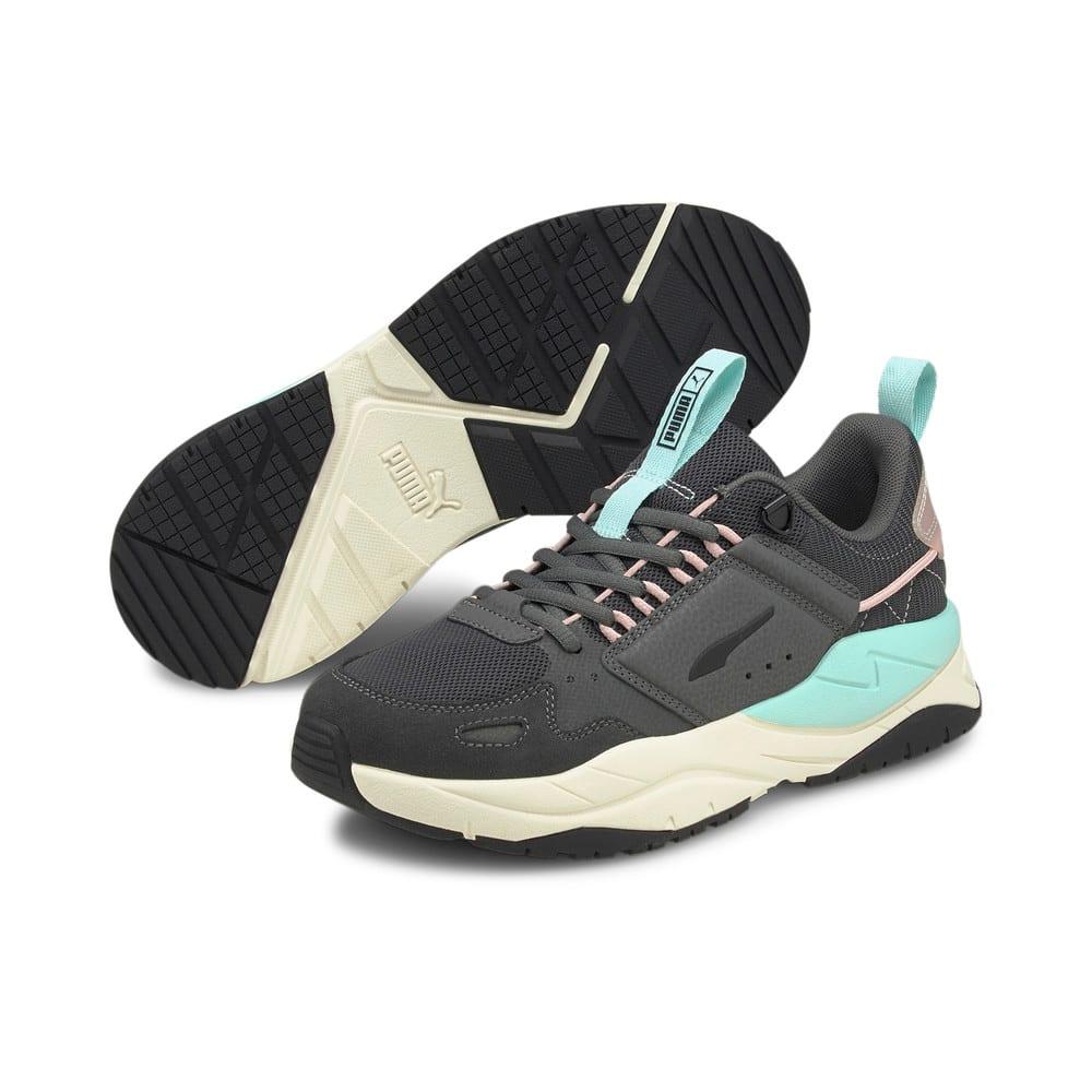 Зображення Puma Кросівки X-Ray² Ramble Trainers #2: Dark Shadow-Puma Black-Lotus-Eggshell Blue-Whisper White