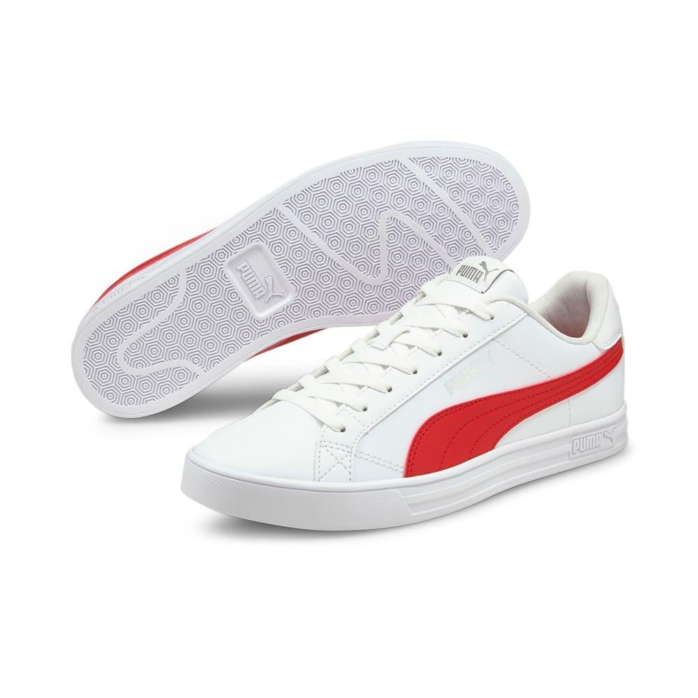 Görüntü Puma Smash VULCANISED V3 Kısa Kesim Bilekli Ayakkabı #2