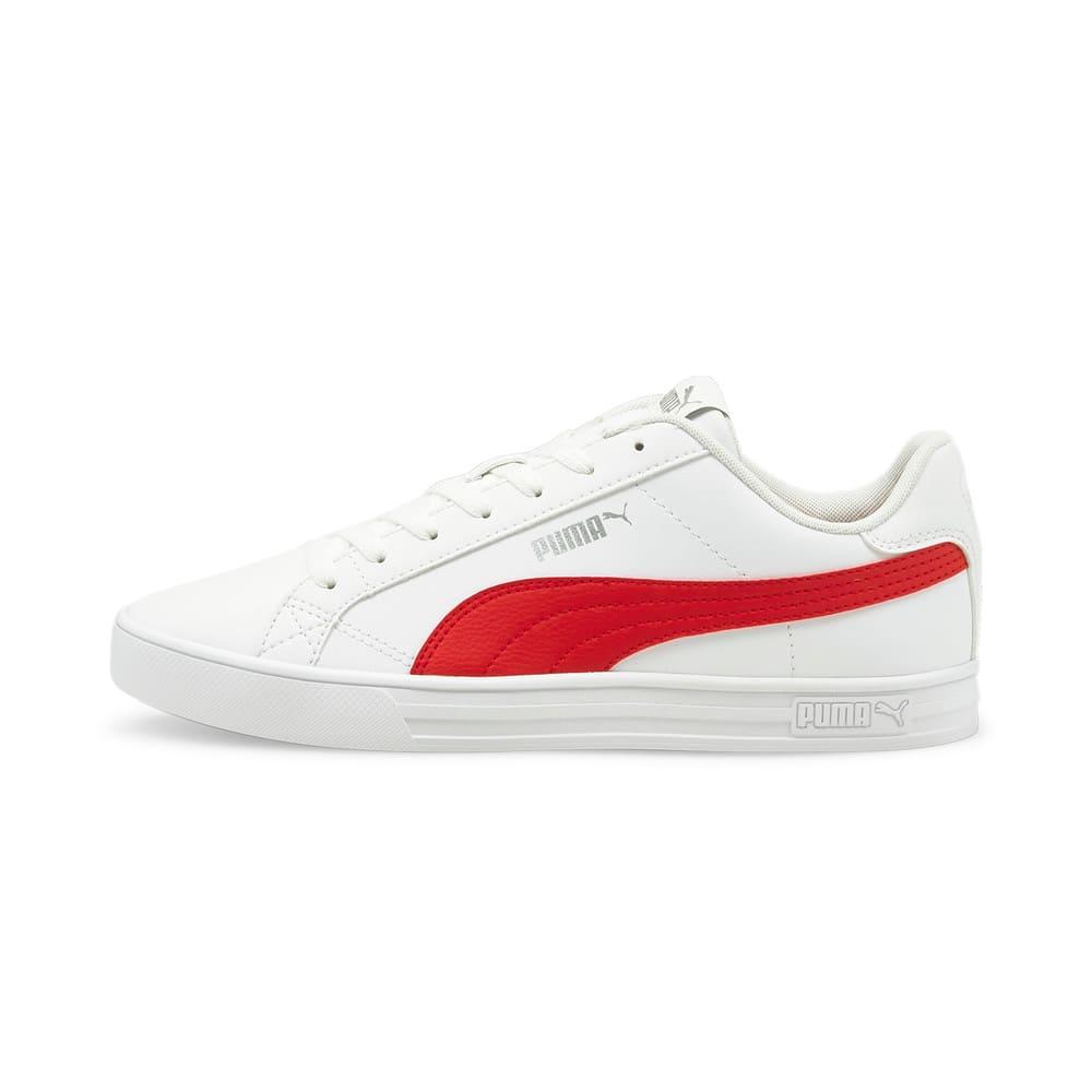 Görüntü Puma Smash VULCANISED V3 Kısa Kesim Bilekli Ayakkabı #1