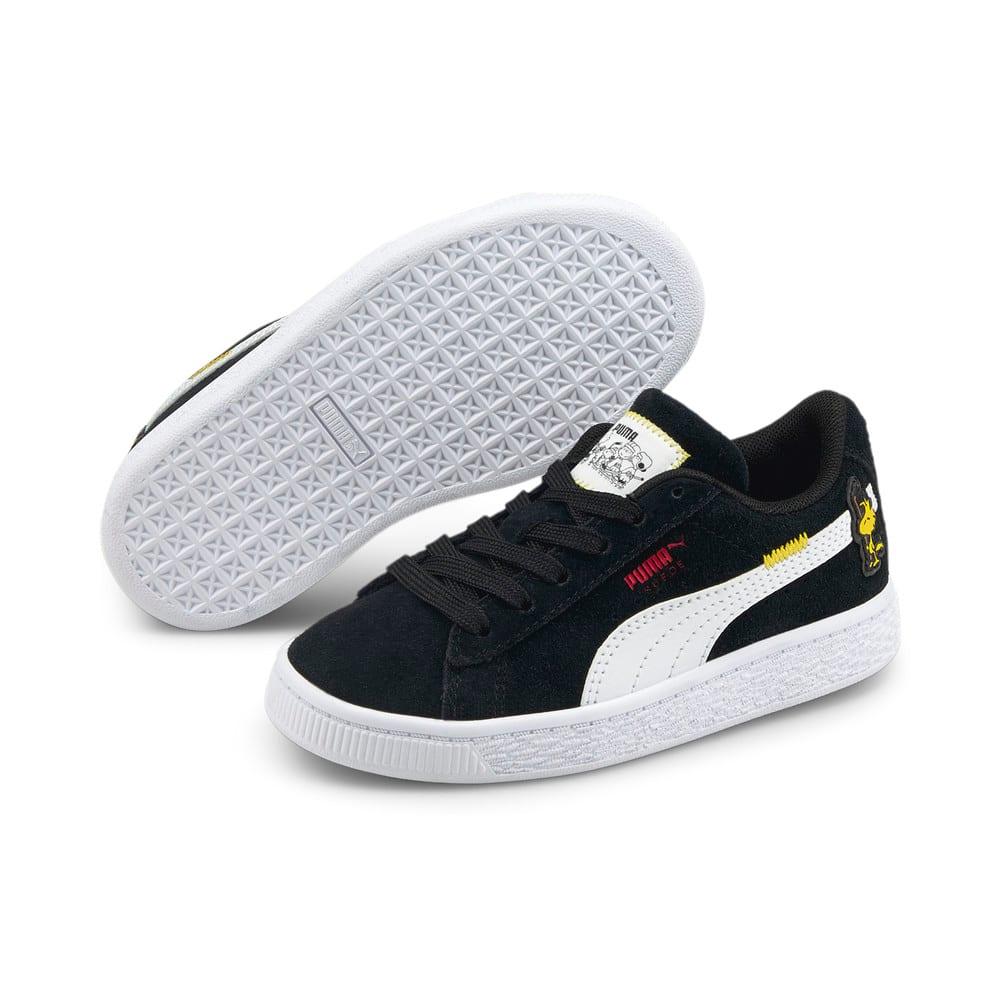 Görüntü Puma PUMA x PEANUTS Suede CLASSIC XXI Çocuk Ayakkabısı #2