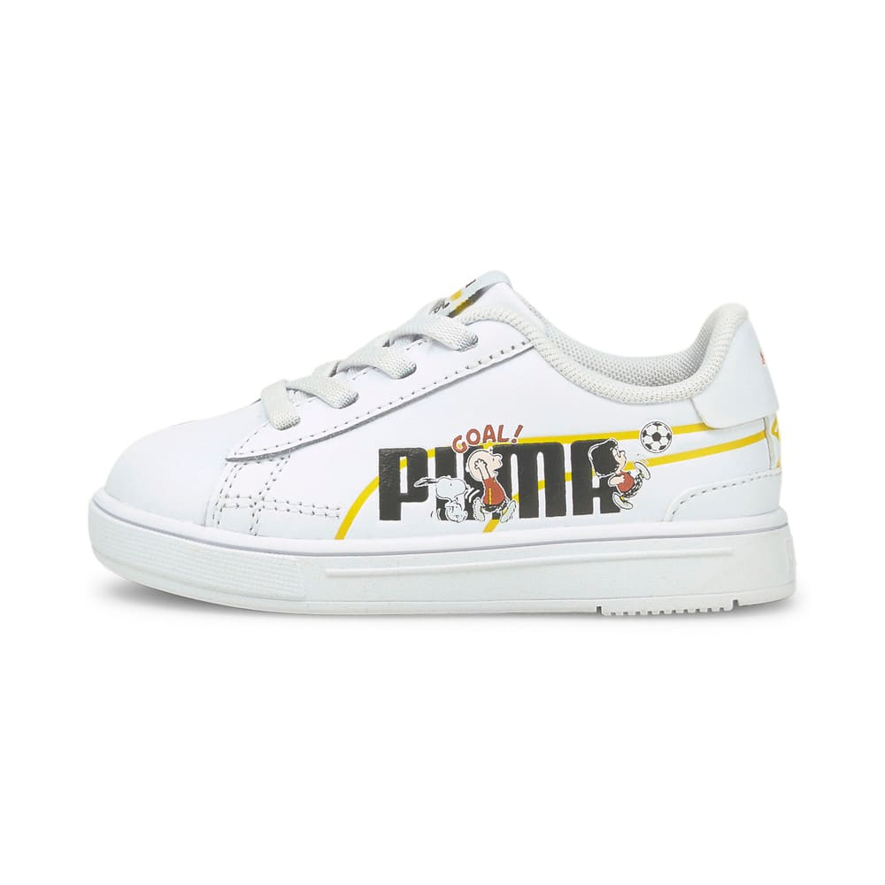 Görüntü Puma PUMA x PEANUTS Serve Pro Bebek Ayakkabısı #1