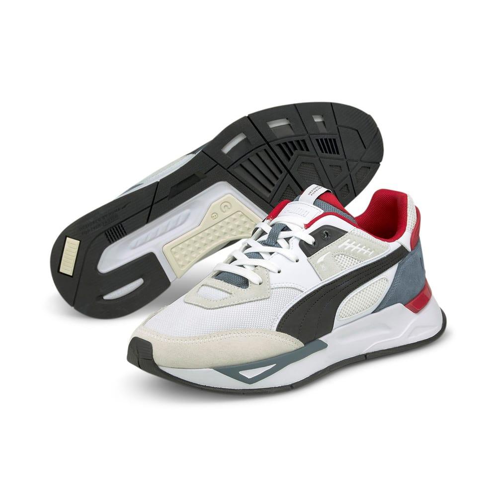 Изображение Puma Кроссовки Mirage Sport Remix Trainers #2: Puma White-Puma Black