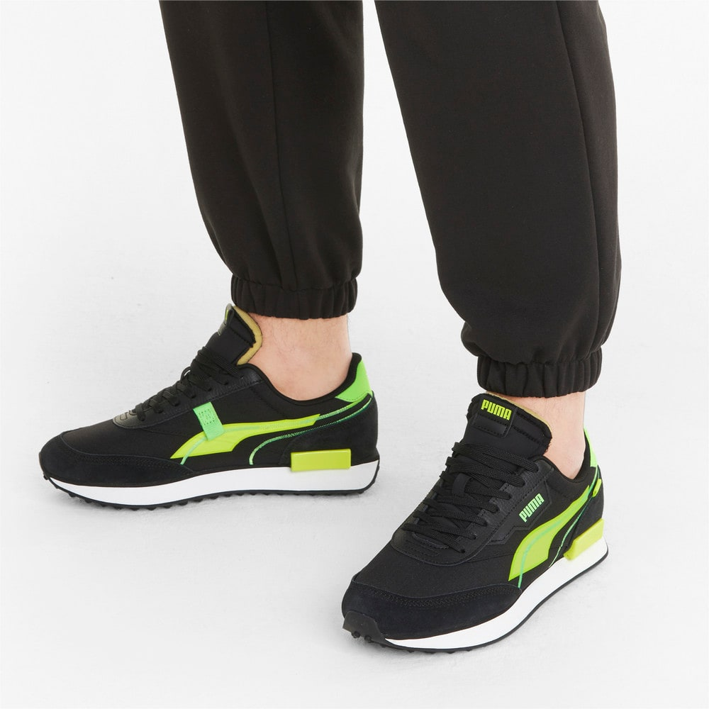 Image Puma Future Rider Twofold SD Trainers #2
