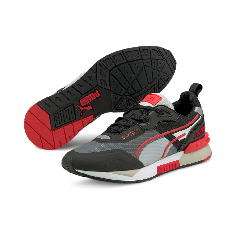 Зображення Puma Кросівки Mirage Tech Trainers #2: Puma Black-High Risk Red