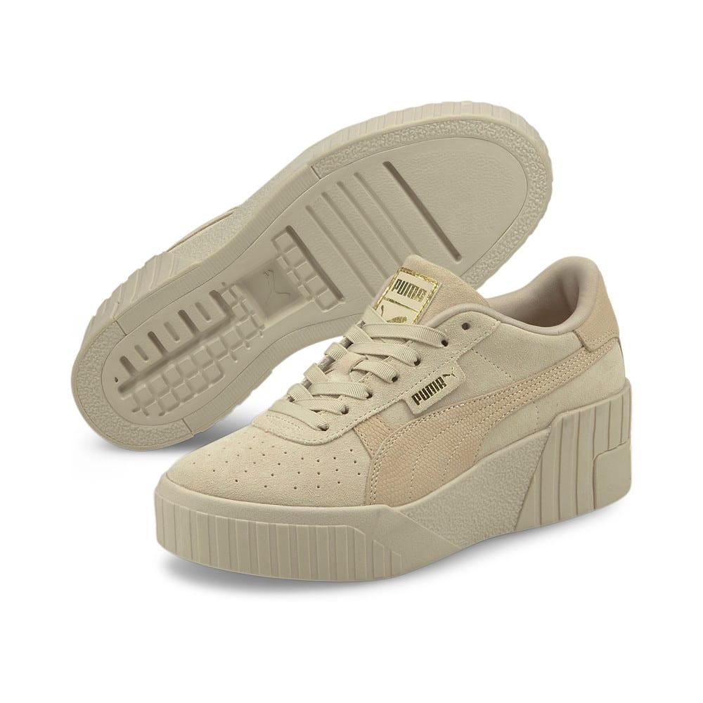 Görüntü Puma CALI Wedge Tonal Kadın Ayakkabı #2