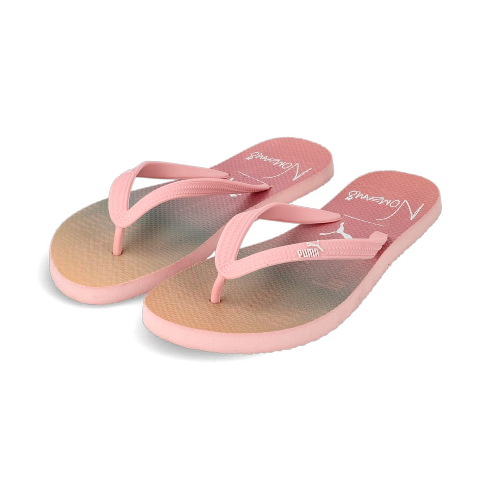 Image Puma PUMA x Nomzamo Women's First Flip Sandal #1