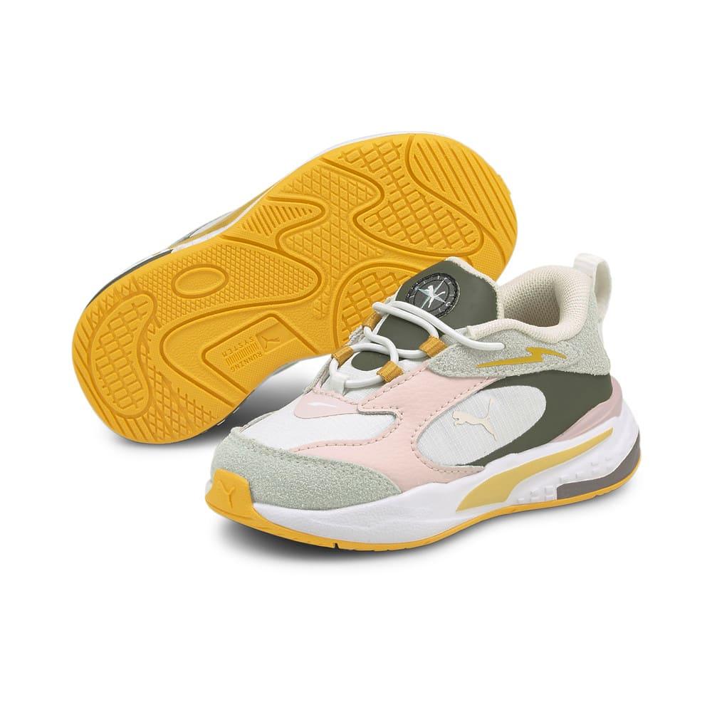 Görüntü Puma RS-Fast T4C Alternatif Kapatmalı Bebek Ayakkabısı #2