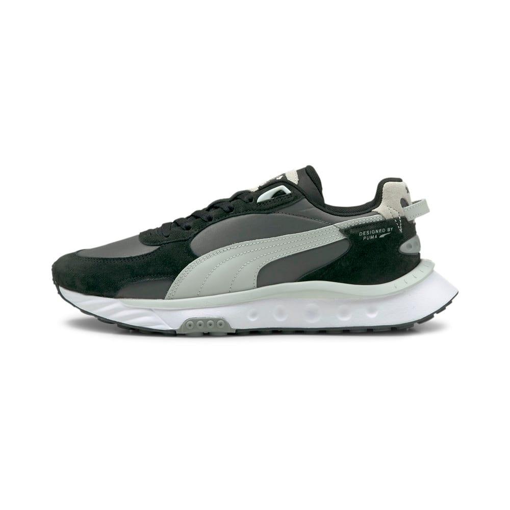 Зображення Puma Кросівки Wild Rider Rollin' Sneakers #1: Puma Black-CASTLEROCK