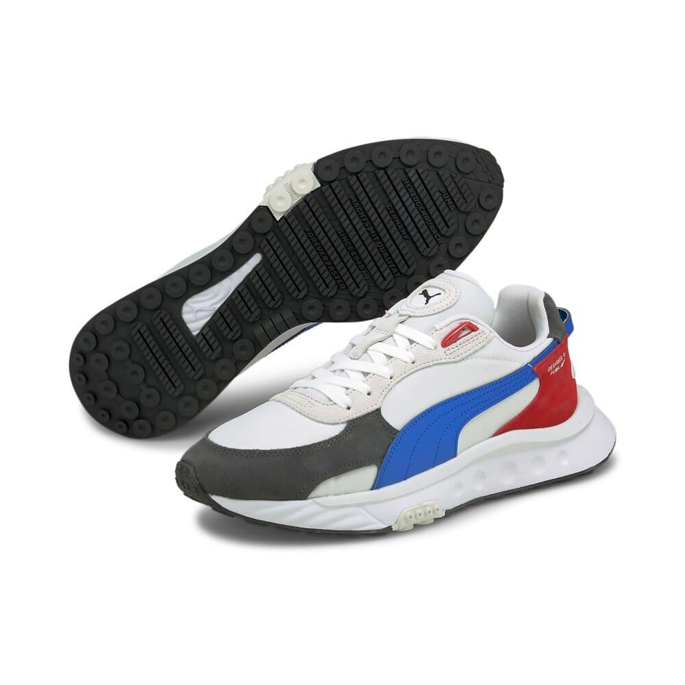 Image Puma Wild Rider Rollin' Sneakers #2