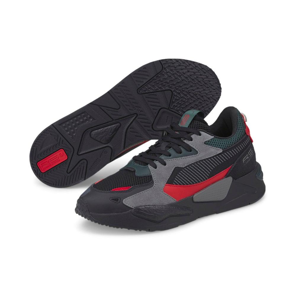 Зображення Puma Кросівки RS-Z Trainers #2: Puma Black-CASTLEROCK-Urban Red
