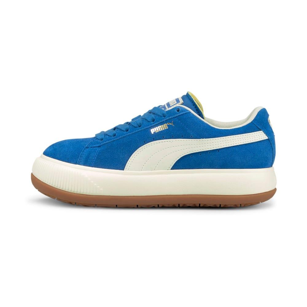 Зображення Puma Кеди Suede Mayu UP Wn's #1: Lapis Blue-Marshmallow-Gum 3