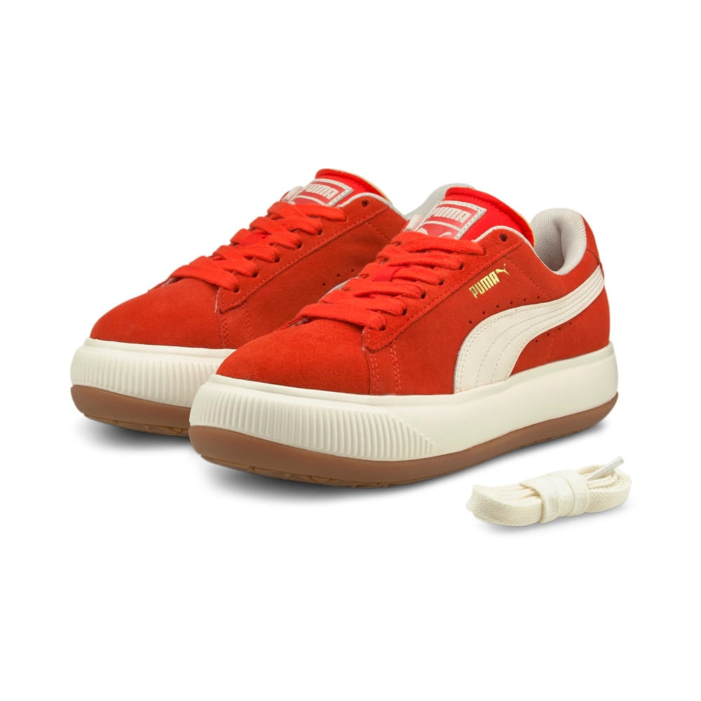 Image Puma Suede Mayu UP Women's Sneakers #2