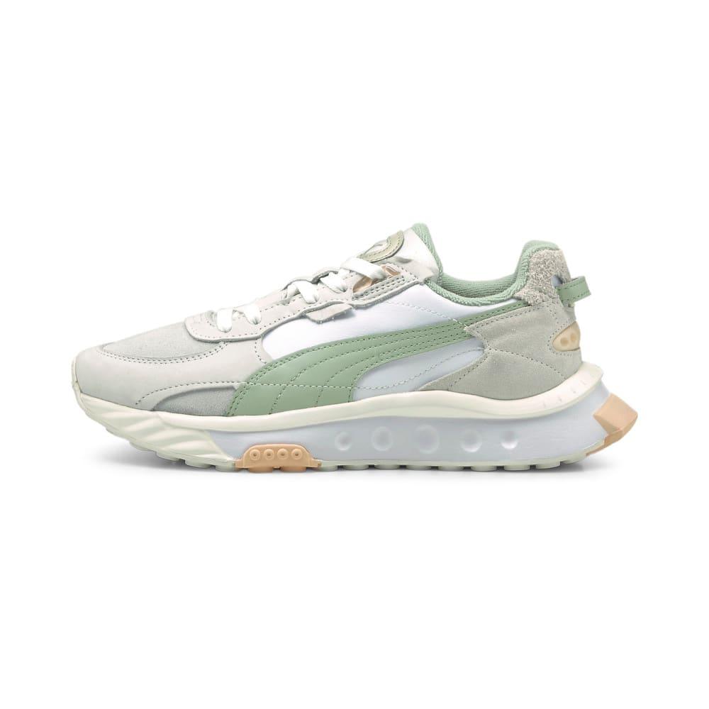 Görüntü Puma WILD RIDER PRM Kadın Ayakkabı #1
