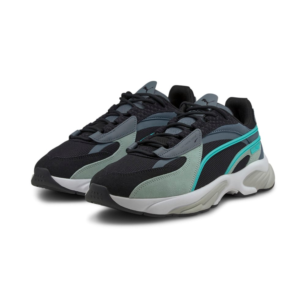 Зображення Puma Кросівки RS Connect Splash Trainers #2: Puma Black-Eggshell Blue