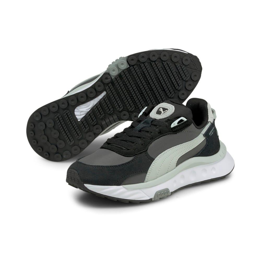 Изображение Puma Детские кроссовки Wild Rider Rollin' Sneakers JR #2