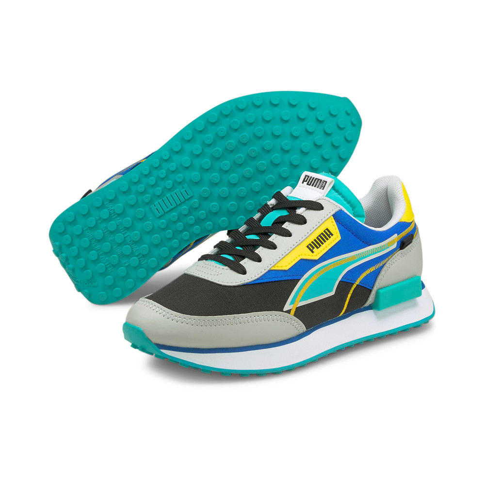 Image Puma Future Rider Twofold Youth Trainers #2