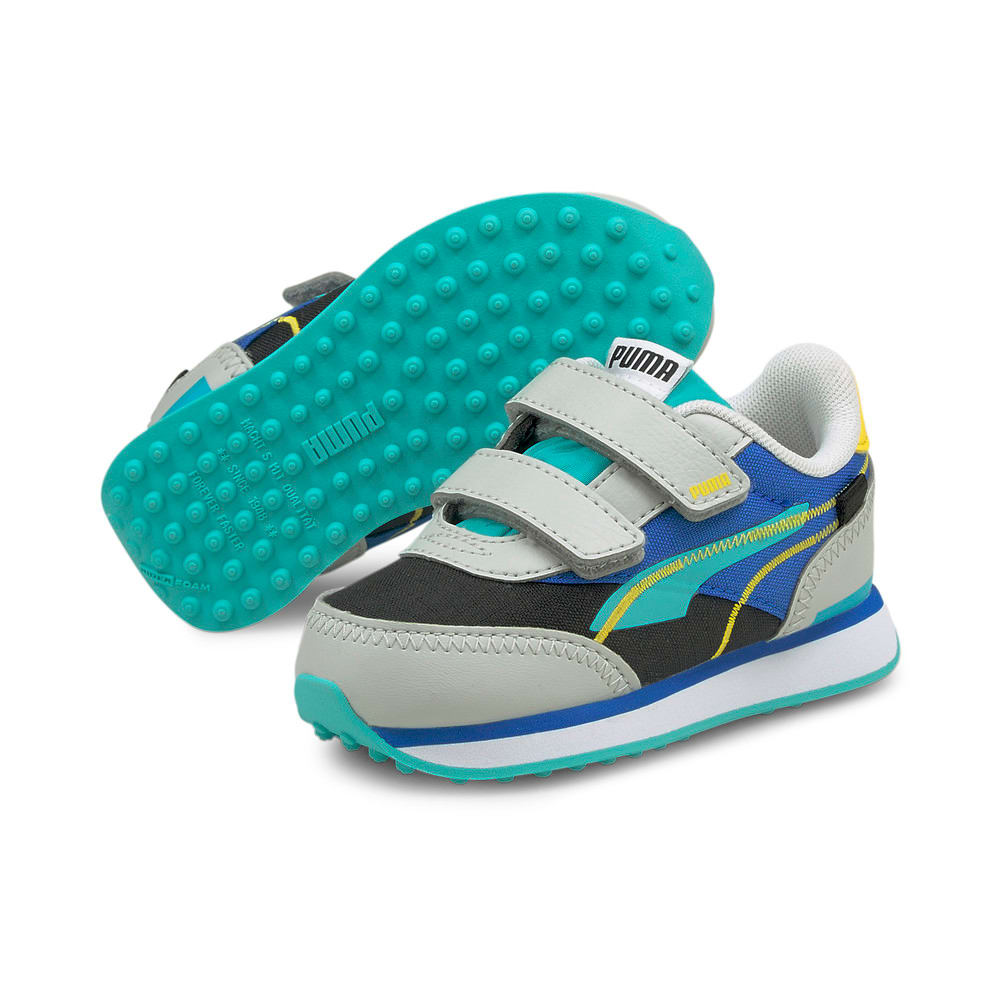 Image Puma Future Rider Twofold Babies' Trainers #2