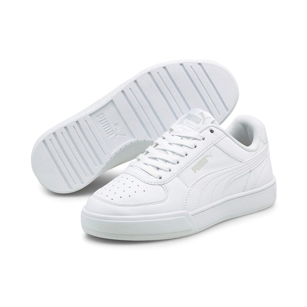 Image Puma Caven Youth Trainers #2