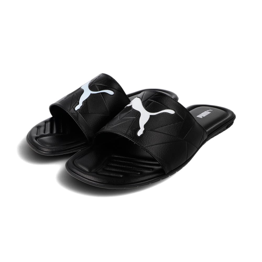 Image Puma Streetcat Facet Slide Sandals #2