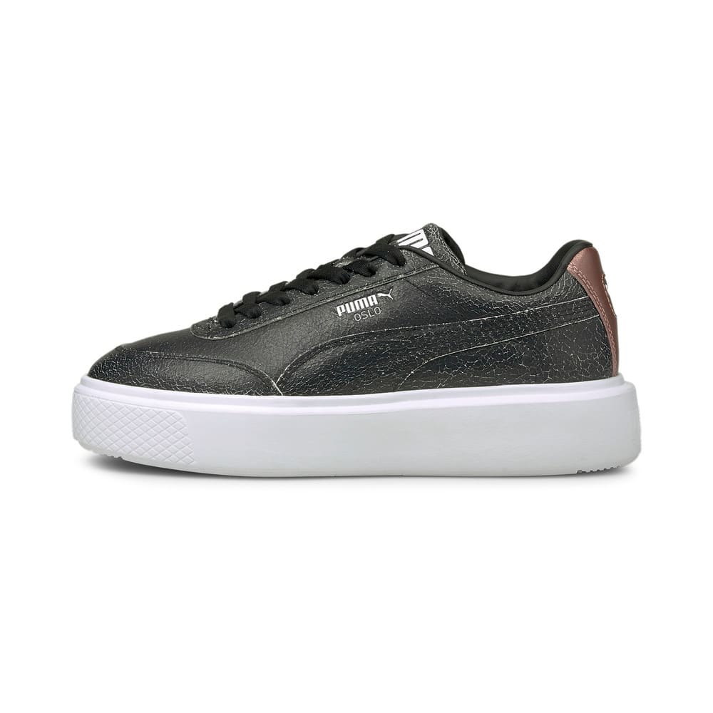 Изображение Puma Кеды Oslo Maja Cracked Women's Trainers #1