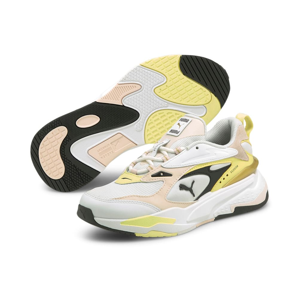 Image Puma RS-Fast Mix Gold Trainers #2