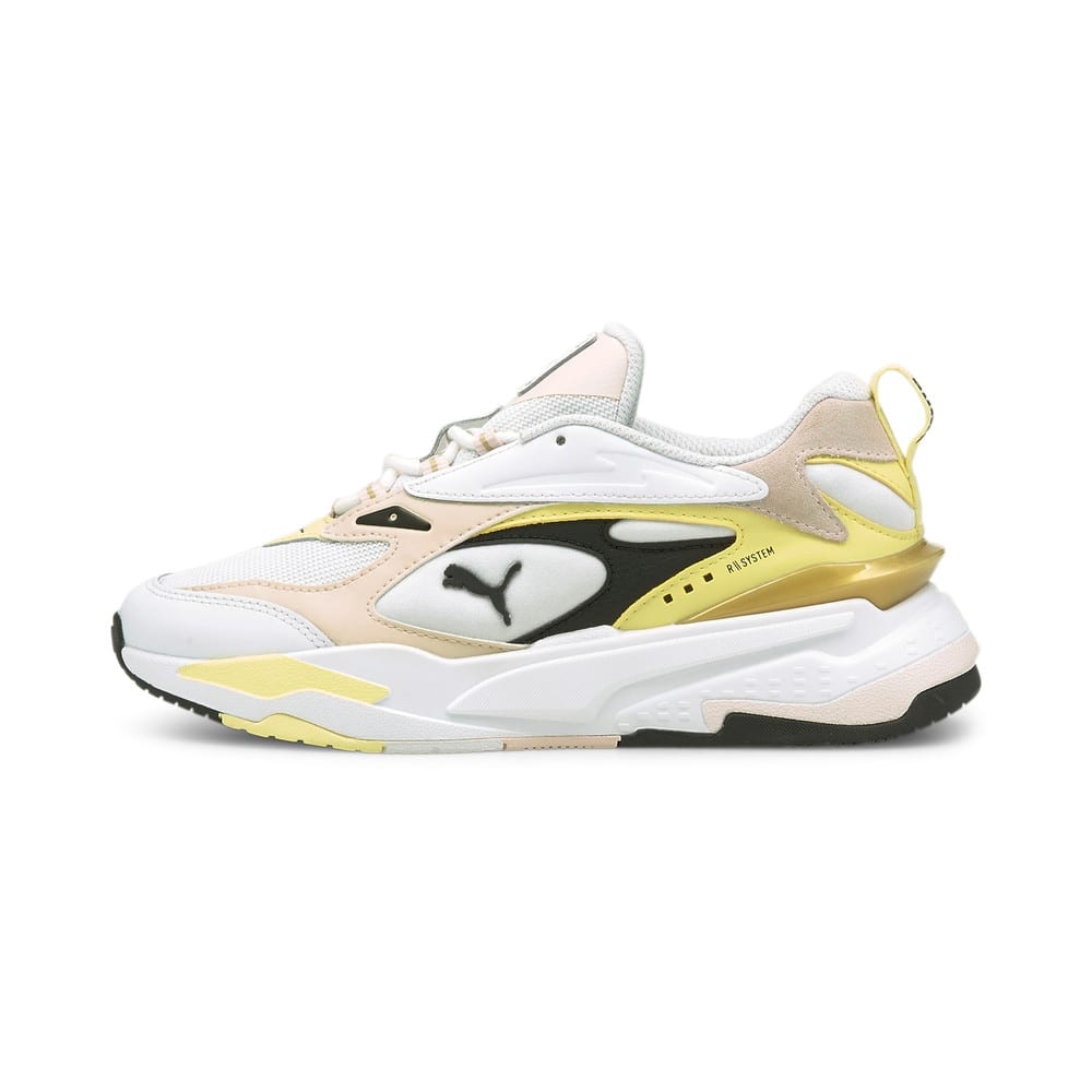 Image Puma RS-Fast Mix Gold Trainers #1