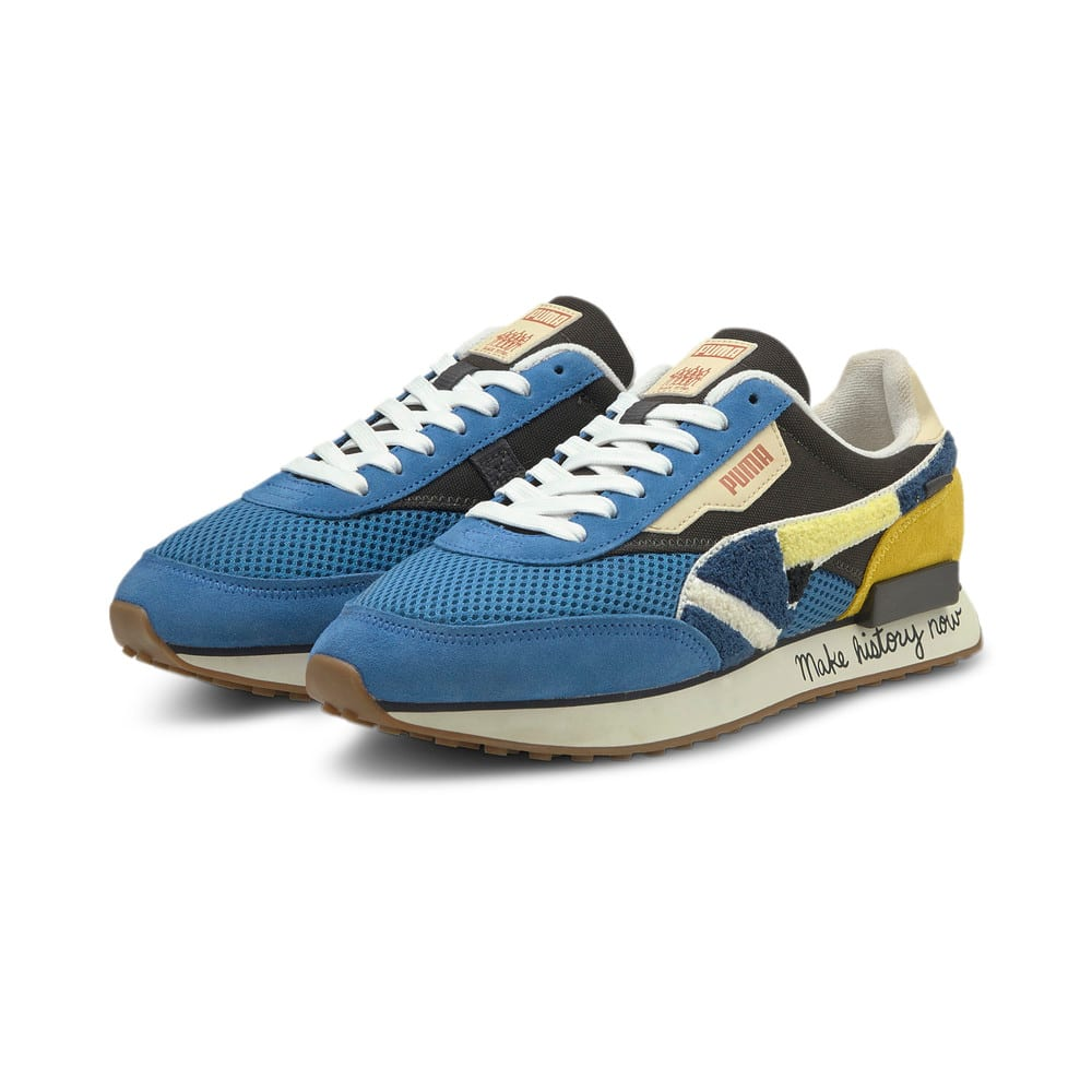 Image Puma Black Fives Youth Trainers #2